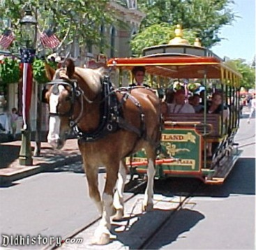Horse-Drawn Street Cars