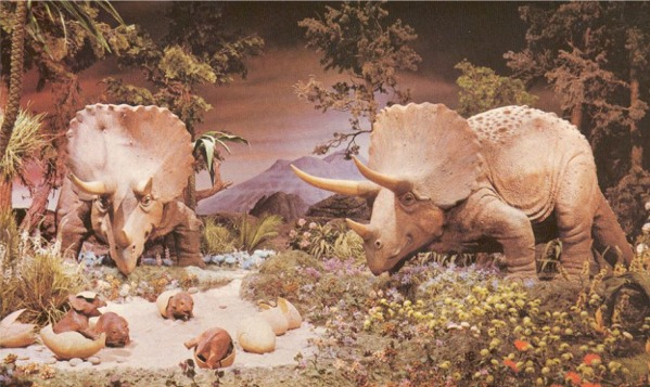 Primeval World Diorama