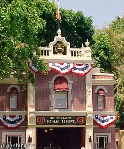 Main Street Fire House