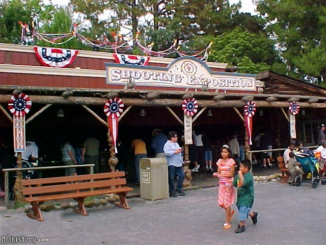 Frontierland Shooting Exposition