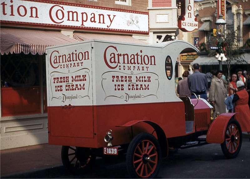 Carnation Ice Cream Parlor