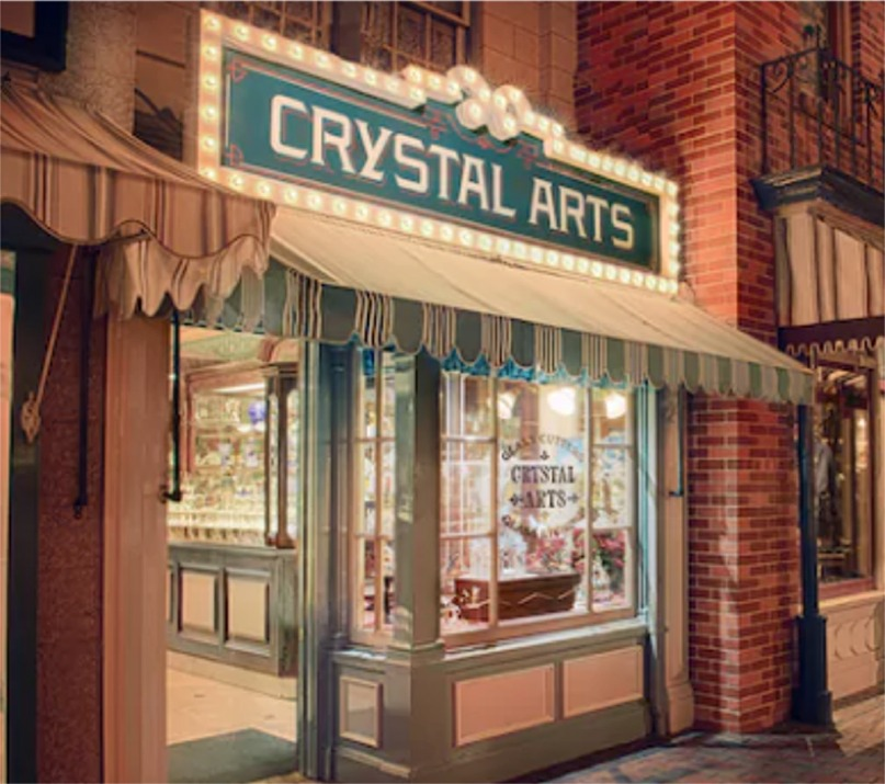 Crystal Arts