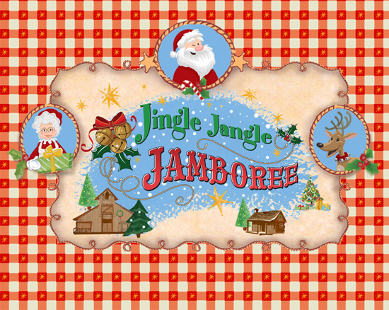 Jingle Jangle Jamboree Poster
