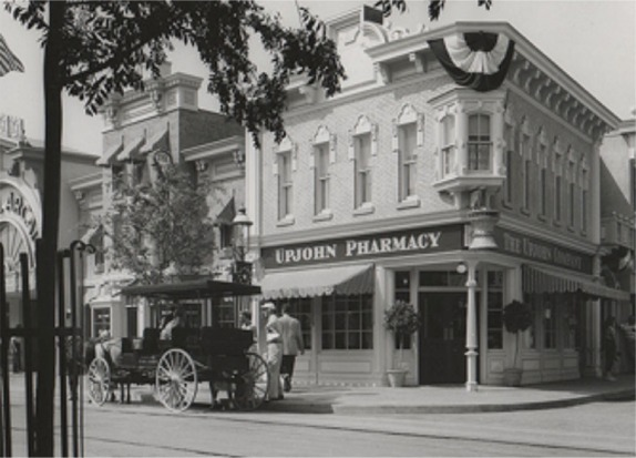 Upjohn Pharmacy Poster