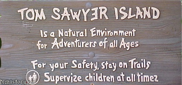 Tom Sawyers Island