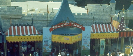 Fantasyland Theatre (In Castle Courtyard) Poster