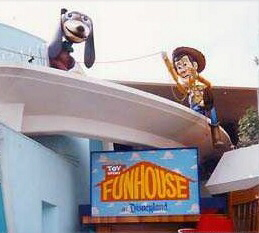 Toy Story Fun House Poster