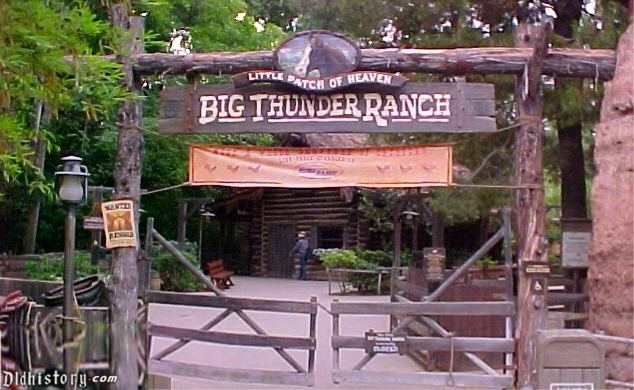 A Little Patch Of Heaven (Big Thunder Ranch) Poster