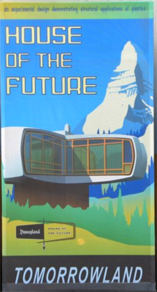 House Of The Future Poster