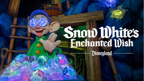 Snow White's Enchanted Wish Poster