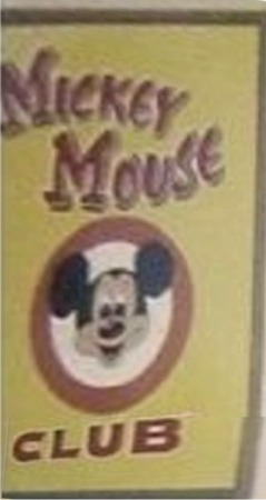 Mickey Mouse Club Headquarters Poster