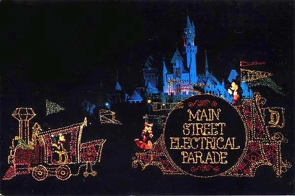 Main Street Electrical Light Parade
