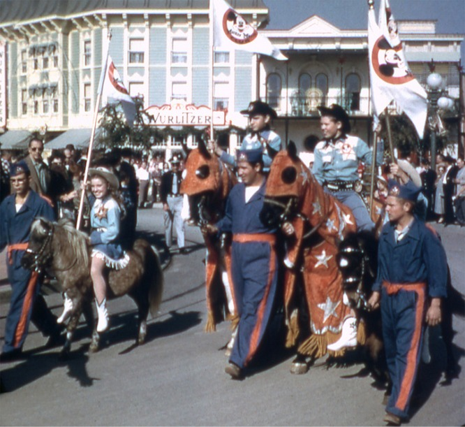 Mickey Mouse Club Circus Parade