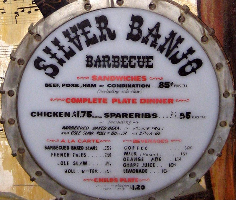 Don DeFore's Silver Banjo Barbecue