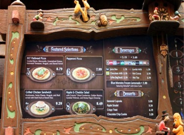 A View of the Red Rose Taverne Overlay