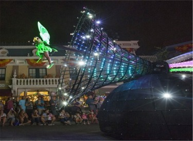 Tinker Bell Float