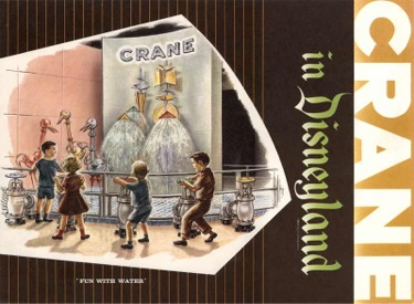 Crane Bathroom Of Tomorrow Booklet Cover