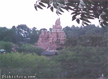 Big Thunder Butte