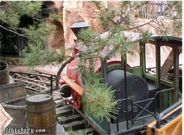 Mine Train Engine #4