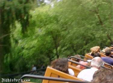 On Big Thunder Mountain Railroad