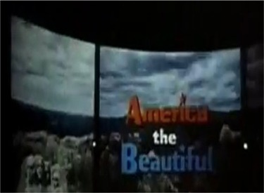 America The Beautiful Title