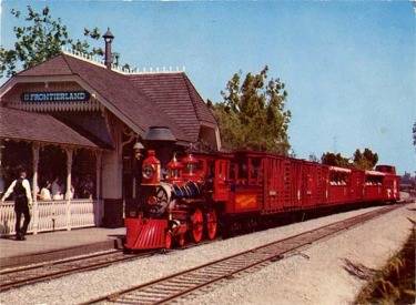 C.K. Holiday In Frontierland Station