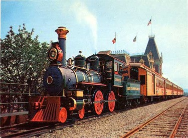 Santa Fe and Disneyland Railroad