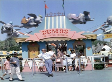 Original Dumbo Attraction Including Ticket Booth