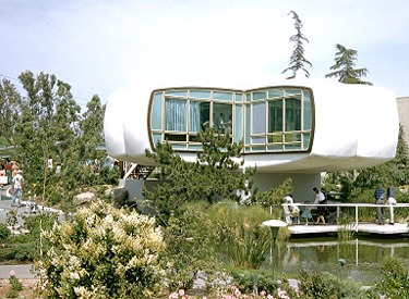 House Of The Future Exterior