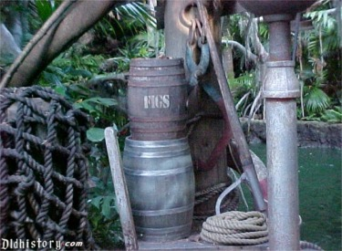 Designing Indiana Jones Adventure