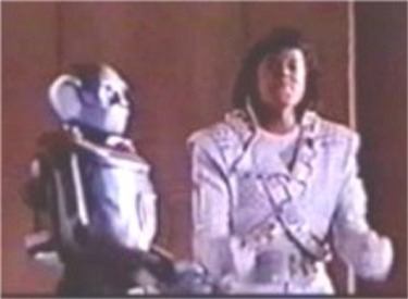 Captain EO And Major Domo