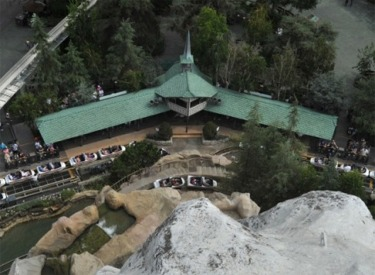 View Of Load Area From Top Of Matterhorn
