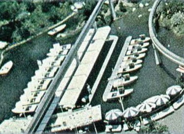 Aerial View Of Load Area