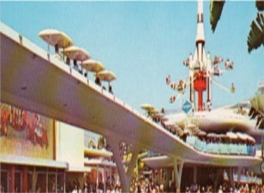 PeopleMover And Rocket Jets
