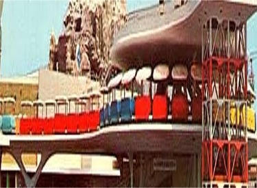 PeopleMover And Load Station And Gantry