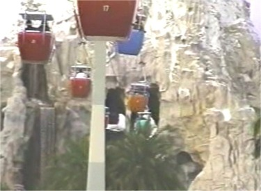 Skyway Buckets And Passing Through Matterhorn