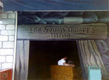 Seven Dwarfs Mine Entrance