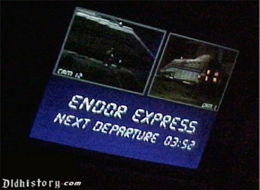 Departure Monitor