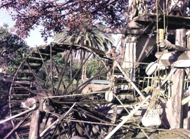 Close Up Of Waterwheel
