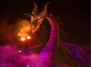 New Maleficent Dragon