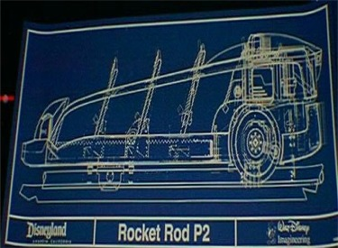 Rocket Rod P2 Blueprint In Queue