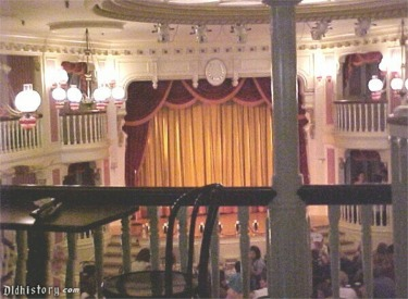Golden Horseshoe Stage