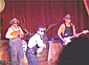 Billy Hill & The Hillbillies