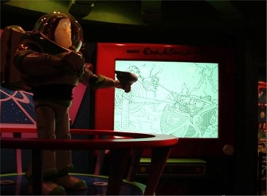 Buzz Lightyear And Etch