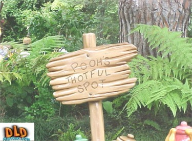 Sign For Winnie The Pooh Meet And Greet