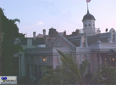 New Orleans Square Buildings