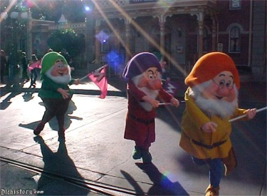 3 Of The Seven Dwarfs