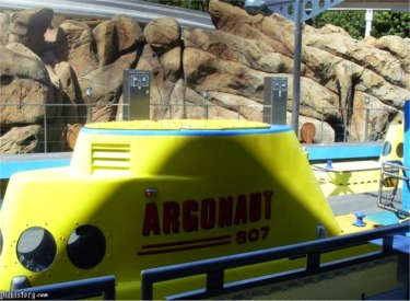 Argonaut 607 In Load Area