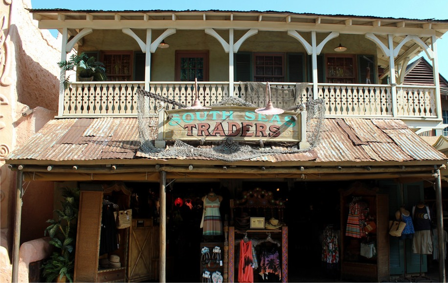 South Seas Traders