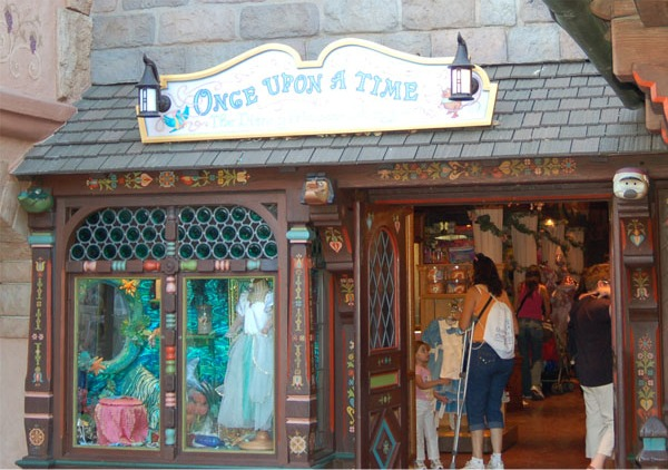 Once Upon A Time The Disney Princess Shoppe
